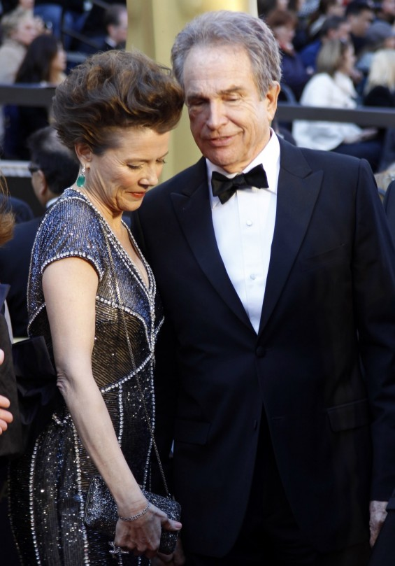 Parents Warren Beatty And Annette Benning
