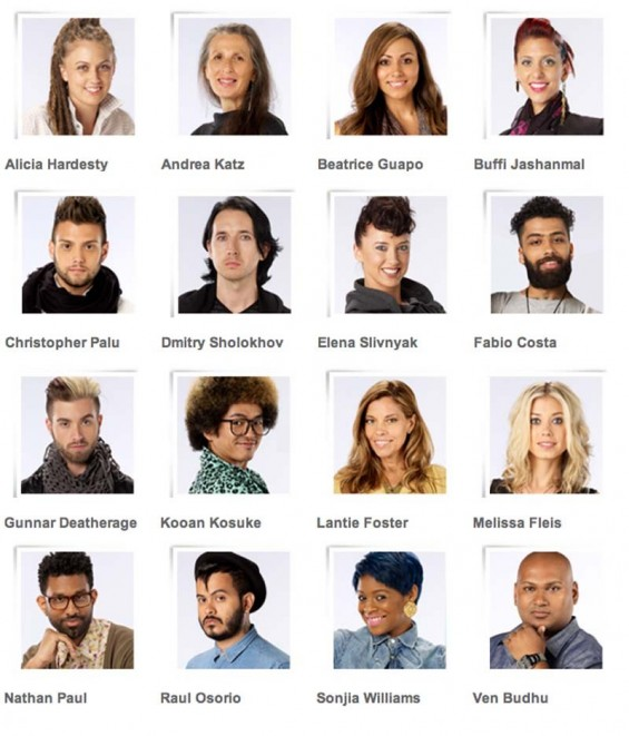 Project Runway Season 10 Designers