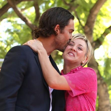 Kaley Cuoco-Sweeting & Ryan Sweeting