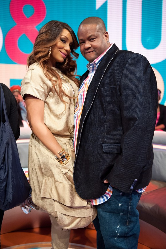 Tamar Braxton couple