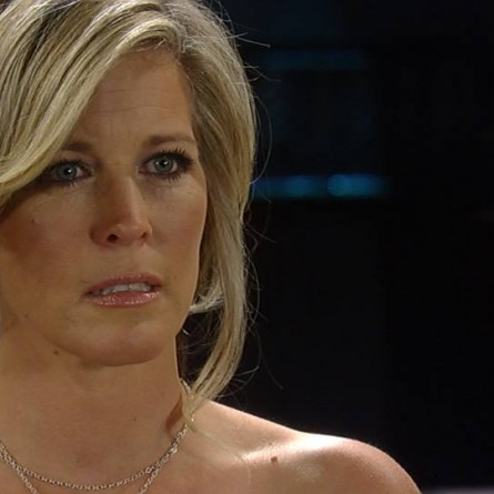Franco & Carly's wedding doesn't go quite as planned on the October 31, 2014 episode of 'General Hospital'