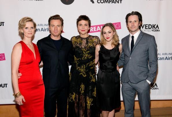 Cynthia Nixon, Ewan McGregor, Maggie Gyllenhaal, Madeline Weinstein and Josh Hamilton