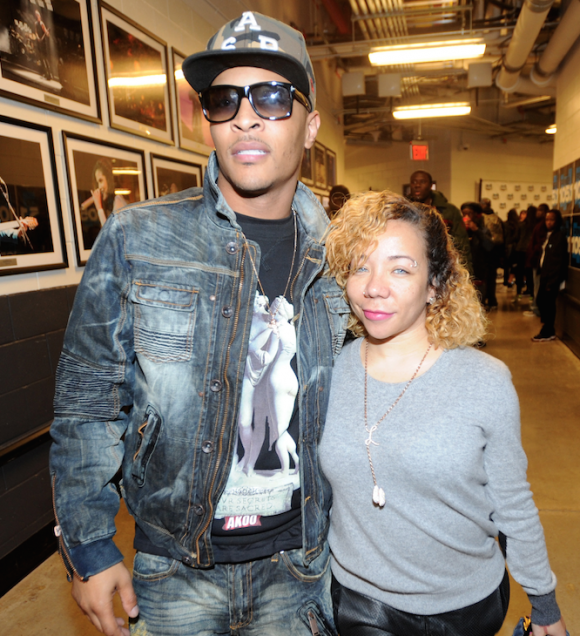 T.I. Dragged To Court For Paternity Test Hearing By A Woman He And Tiny Had Threesome With 2