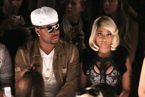 Safaree, Nicki Minaj