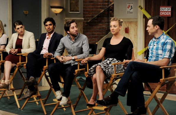 Big Bang Theory Cast