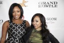 "Sheneka Adams and Tameka ""Tiny"" Harris"