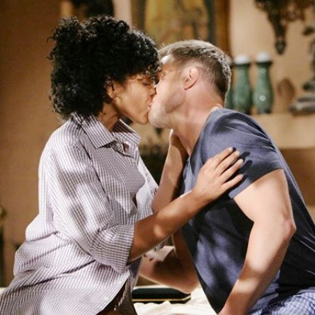 Rick and Maya both receive shocking news about their future on the Nov. 21, 2014 episode of 'The Bold and the Beautiful'
