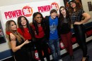 Austin Mahone and Fifth Harmony