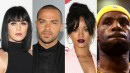 rihanna, katy perry, jesse williams, lebron james