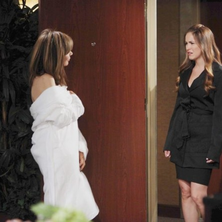 Jordan blasts Kate for bringing Clyde to Salem on the Nov. 26, 2014 episode of 'Days of Our Lives'