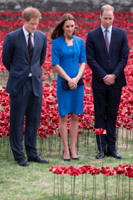 Kate Middleton, Prince Harry, Prince William