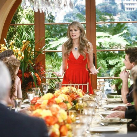The Forresters, Spencers & Logans gather for another Thanksgiving celebration on the Nov. 26, 2014 episode of 'The Bold and the Beautiful'