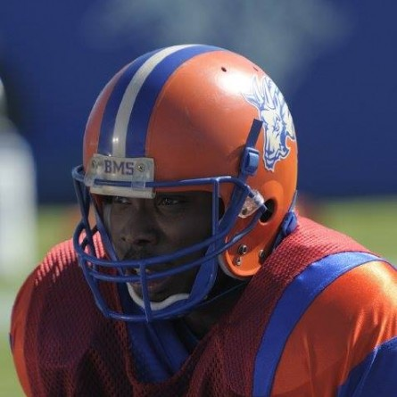 Sam Jones II in Blue Mountain State
