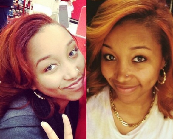 Zonnique Pullins  Tiny Harris  Daughter is shown with a possible new    Zonnique Pullins House