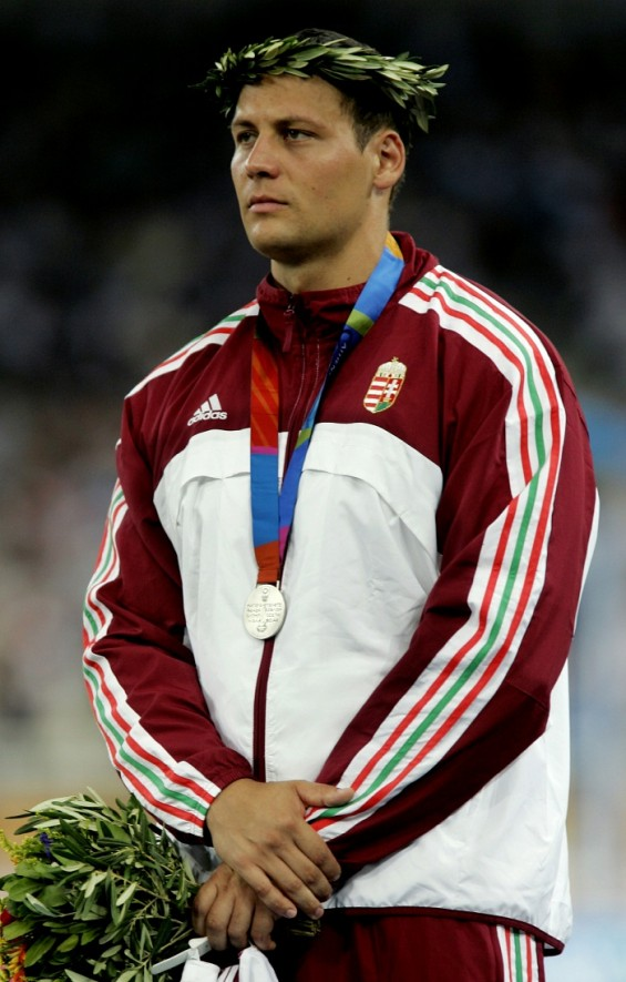 Hungarian disc-thrower Zoltan Kovago was banned from the 2012 Olympic Games