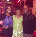 Kandi Burruss, Sharon & Todd Tucker