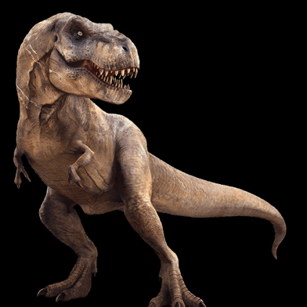 T-Rex/Jurassic World
