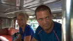 Misti and Jim on season 25 of 'The Amazing Race'