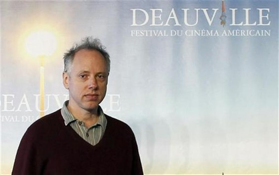 Director Todd Solondz poses for a photocall during the 37th American Film Festival in Deauville, September 8, 2011. 