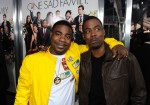 Tracy Morgan, Chris Rock