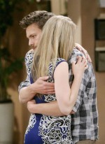 Liam and Hope have a defining moment after he comforts her following th miscarriage on the Dec. 12, 2014 episode of 'The Bold and the Beautiful'