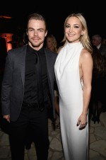 Derek Hough and Kate Hudson