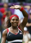 Team  USA tennis player Serena Williams