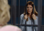 Ava and Nina face-off in respective jail cells while the father of the baby is determined on the Dec. 15, 2014 episode of 'General Hospital'