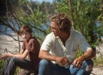Tye Sheridan and Matthew McConaughey in Mud