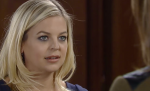 Maxie finally learns her fate on the Dec. 16, 2014 episode of 'General Hospital'