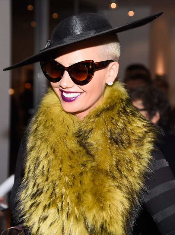 who is amber rose dating now 2015