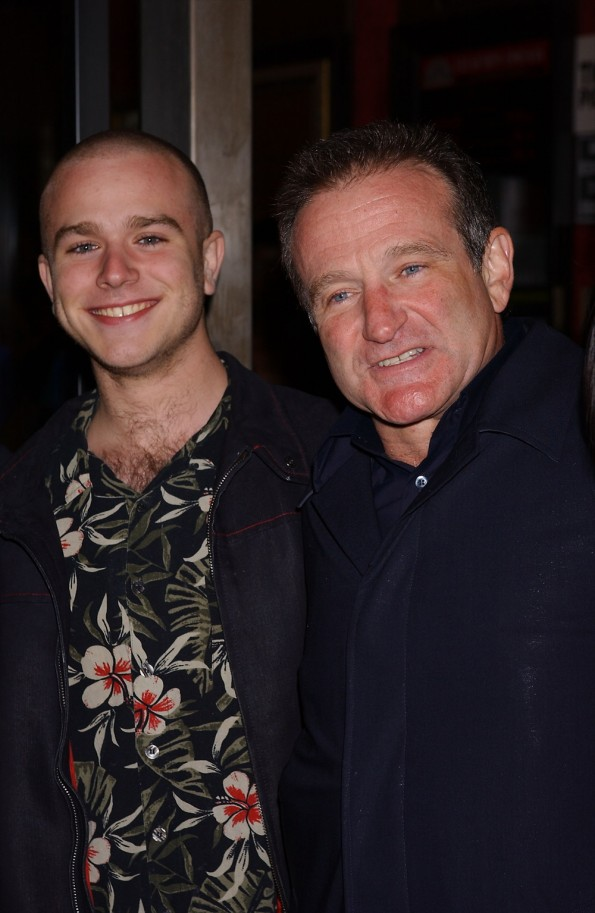Robin Williams, Zac Williams