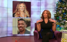 Wendy Williams, Mariah Carey, Nick Cannon