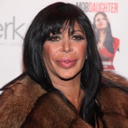 VH1 Mob Wives Reality Star Big Ang