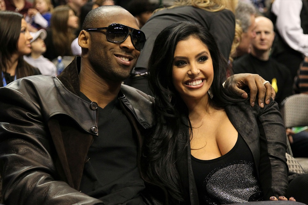 Kobe Bryant S Wife Vanessa Bryant