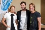 American Idol Jennifer Lopez Harry Connick, Jr. Keith Urban