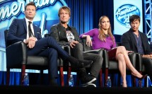 American Idol Jennifer Lopez Harry Connick, Jr. Keith Urban Ryan Seacrest