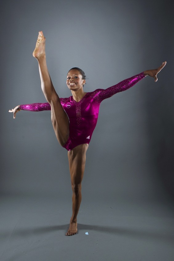 Olympic Gymnast Gabby Douglas is not competing in the Olympics without a fight.