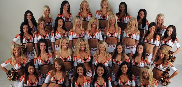 Bengals Cheerleaders