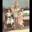 Leah Calvert & daughters