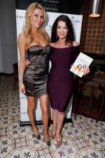 Real Housewives of Beverly Hills Brandi Glanville & Lisa Vanderpump