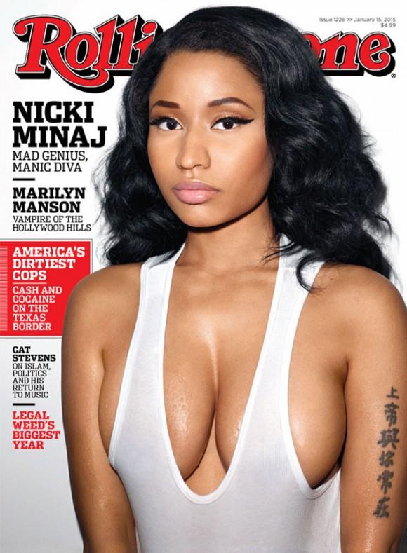 Nicki Minaj Rolling Stone