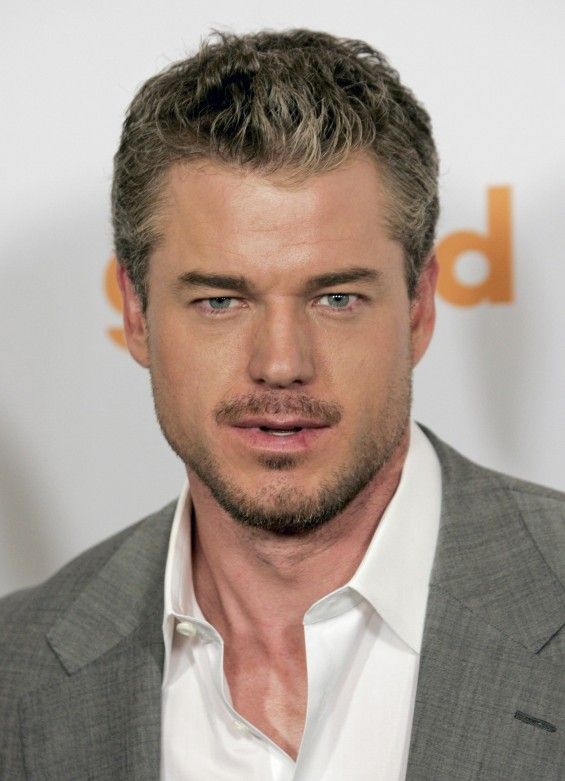 Eric Dane, pictured above at the GLAAD Media Awards
