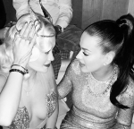 Rita Ora, Katy Perry