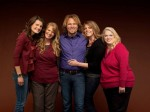 'Sister Wives' Star Kody Brown with wives Robyn, Christine, Meri and Janelle