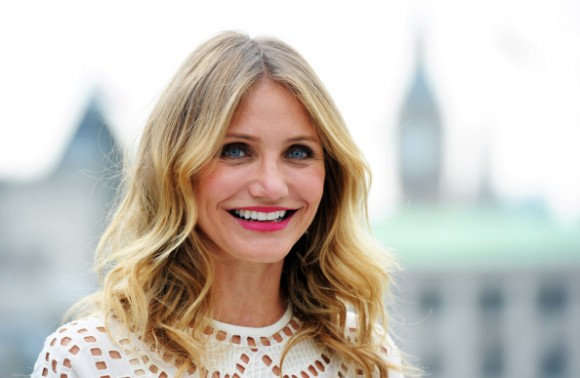 Cameron Diaz News 2015: The Actress Changes Up Her Style & Dyes Her ...