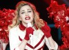 U.S. singer Madonna performs on stage during her MDNA tour at the Olympic Stadium in Moscow August 7, 2012.