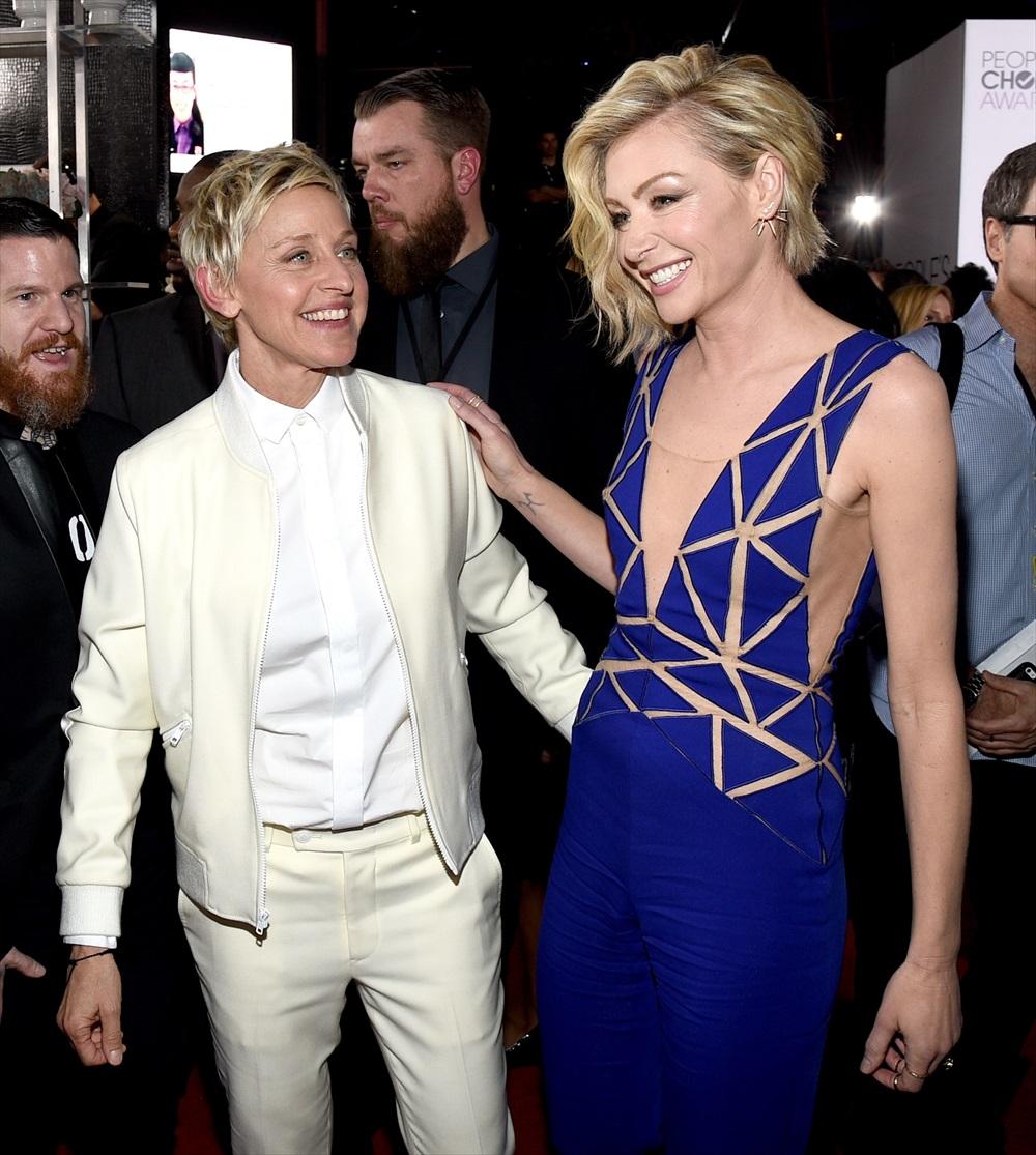 Ellen And Portia Ellen Degeneres Portia De Rossi News 2015 Couple Reportedly