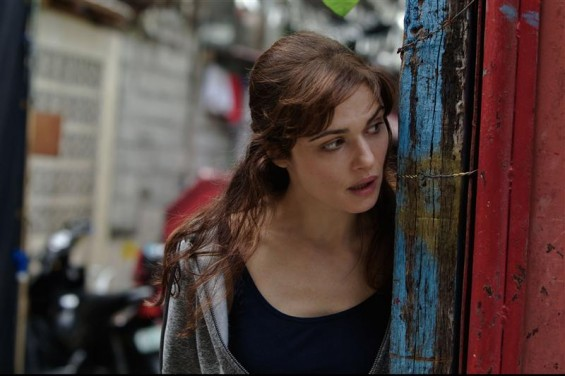 Rachel Weisz in a scene from &#034;The Bourne Legacy&#034;