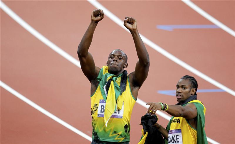 Usain Bolt Wallpaper 2012 Olympics The London Olympic Games At